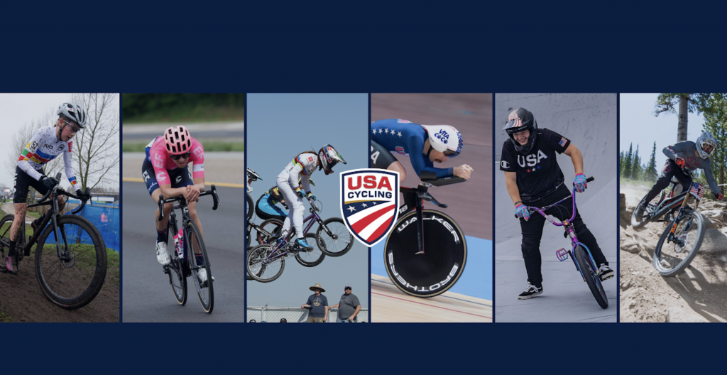 USA Cycling Olympic Long Team