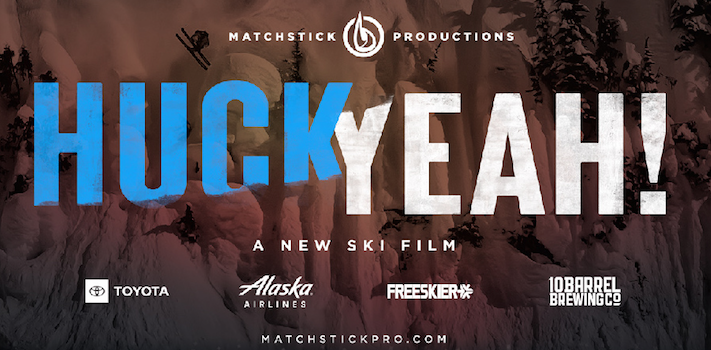 World Premiere of Matchstick Productions' 'Huck Yeah' Set for Twilight Drive-In Series